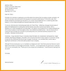 Example Of Cover Letter For Internship Brilliant Ideas Sample ...