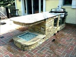 outdoor grill station area patio dining gazebo plans for stations diy built in weber outdoor grills built