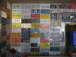 splendid design ideas license plate wall art simple decor woody s garage 2 more 1967 plates on license plate wall art all 50 states with stylist ideas license plate wall art home remodel plates as best of