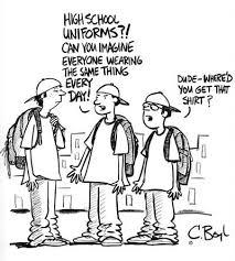 school uniforms good or bad essay