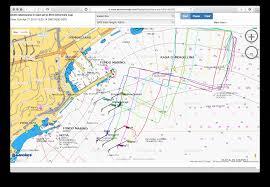 Wind Race Maps