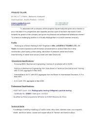 Fabrication Engineer Cover Letter Elnours Com