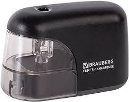 <b>Точилка электрическая</b> brauberg black jack питание от 4 ...