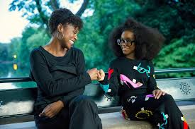 issa rae is the best part of little a pretty unfunny reversal of the big