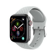 Dây Đeo Thay Thế Cho Đồng Hồ Thông Minh Apple Watch Series 1 / 2 / 3 / 4 (  Size 42 / 44 mm ) Kiểu dáng thể thao - Dây đeo thay thế, phụ trợ - Phụ kiện  khác Hãng OEM