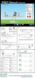 phet balancing act activity guide