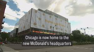 new mcdonalds building. Unique Mcdonalds Check Out McDonaldu0027s New Fancy Headquarters In Chicago Inside New Mcdonalds Building