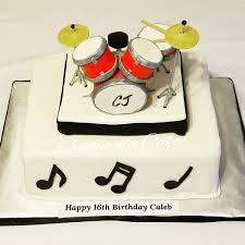 Cindyrella Cakes On Twitter Birthday Cake For The Drummer Boy