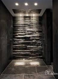 gray slate tiles bathroom. modern master bathroom with oregon tile and marble montauk black slate slab, gray tiles r