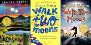 walk two moons mrs brock s la page by sharon creech