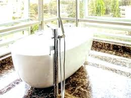 freestanding bathtub drain installation end tub soaking and stone flexible for freestanding tub drain adapter white bathtubs