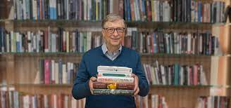How Bill Gates remembers what he reads
