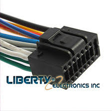 16 pin wire harness for boss audio bv9364b player ebay boss bv9986bi wiring harness at Boss 16 Pin Wiring Harness