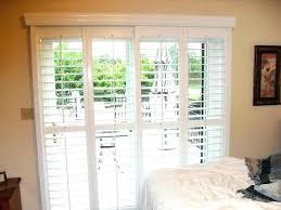 sliding glass door privacy ideas window treatments for sliding glass doors ideas tips throughout with door