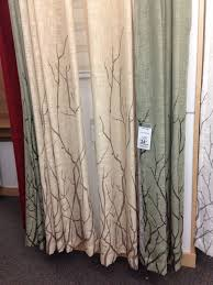Bed bath and beyond tree curtains