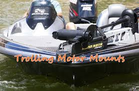 trolling motor mounts
