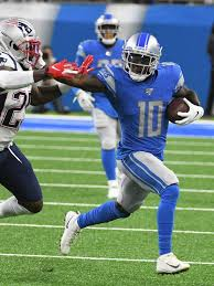 Detroit Lions Receivers Picture Remains Murky After