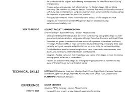 Interior Design Resume Template Awesome Resume Examples 17