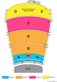 Red Rocks Amp Seating Chart Red Rocks Amphitheatre Seating Chart