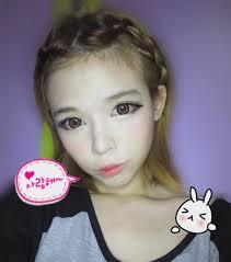 tutorial ulzzang makeup and photo