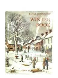 Edna Johnson's Winter Book (Edna Johnson - 1966) (ID:12290) | eBay