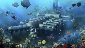 hydropolis underwater resort hotel. An Artists Impression Of The Planet Ocean Underwater Hotel Hydropolis Resort