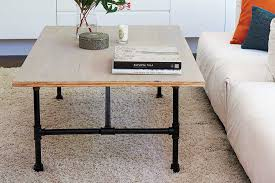furniture do it yourself. DIY Steel Pipe Table Furniture Do It Yourself