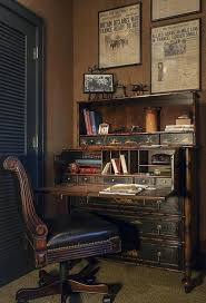 Retro office decor Male Vintage Office Decorating Ideas Masculine Home Office Decor Design Old School Desk Decorating Ideas Vintage Office Decorating Doragoram Vintage Office Decorating Ideas Home Office With Vintage Bookshelves