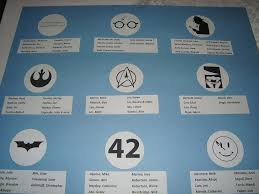 Seating Chart Our Seating Chart Each Symbol Represents A