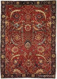 17th century persian sickle leaf kirman carpet sold at sotheby s in june of 2016 for 33 8