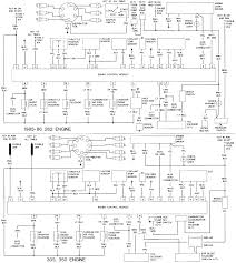 repair guides wiring diagrams wiring diagrams com 9 engine wiring 1983 86 g series vans 262 305 and 350 cu in engines california
