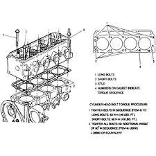 Isuzu torque specifications head bolts toyota Cars & Trucks ...