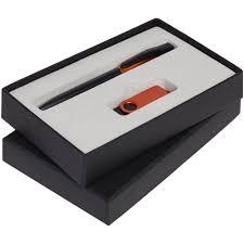 Купить <b>Набор Twist Fashion</b>, черный с оранжевым, 16 Гб