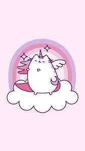 Cute Unicorn Pusheen Cat - 1242x2208 ...