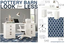 pottery barn knock off furniture. POTTERYBARNofficewide And Pottery Barn Knock Off Furniture