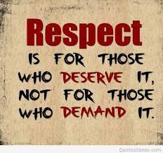 Respect Quotes New 48 Respect Quotes QuotePrism