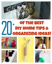 20 of the best diy home tips organization ideas from kitchenfunwithmy3sons com