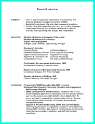 Cover Letter For Faculty Position Computer Science Best Of The Best