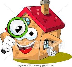New Home Cartoon Images Vector Art House Or Home Cartoon Funny Mascot Looking