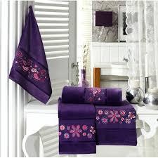 decorative bath towels purple. Purple Bath Towels Decorative E