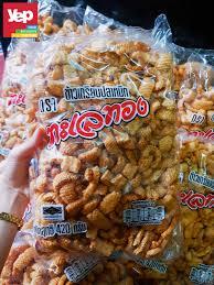Snack Mực Thái Lan 420g - Bán sỉ bánh kẹo Thái Lan