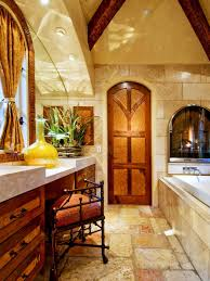 Old World Living Room Design Southwestern Bathroom Design And Decor Hgtv Pictures Recycled
