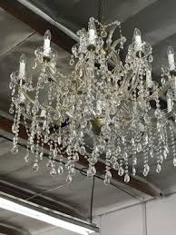 maria theresa 19 light crystal chandelier for in westminster ca
