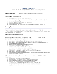 Ideas Collection Cover Letter Examples For Nursing Assistant Cool