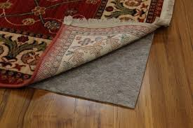 choosing the right rug pads for hardwood floors