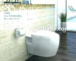 wall mounted toilet tanks in wall toilet wall hung toilet wall hung toilet with tank fetching