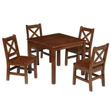 kids 5 piece square table and chair set furniture chair set86 furniture