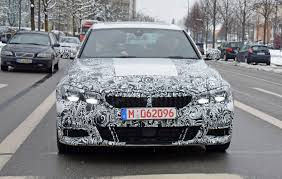 BMW 3-series (2018): next Three codenamed G20 revealed by CAR Magazine