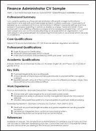 Office Manager Cv Example Administrator Cv Sample Pdf Admin Resume Objective For