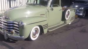 1953 Chevy truck - YouTube
